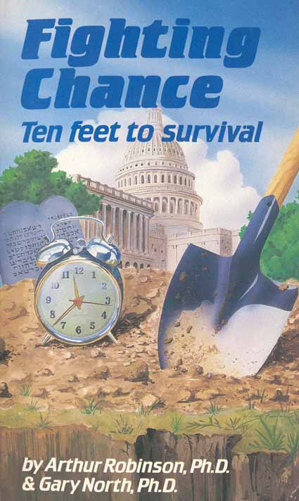 Fighting Chance - 10 Feet to Survival - A Civil Defense Advocacy book